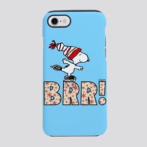 Snoopy Brr! iPhone 7 Tough Case