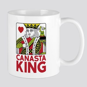 Canasta King Mugs