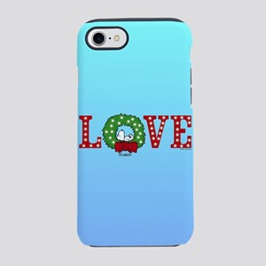 Snoopy Holiday Love iPhone 7 Tough Case