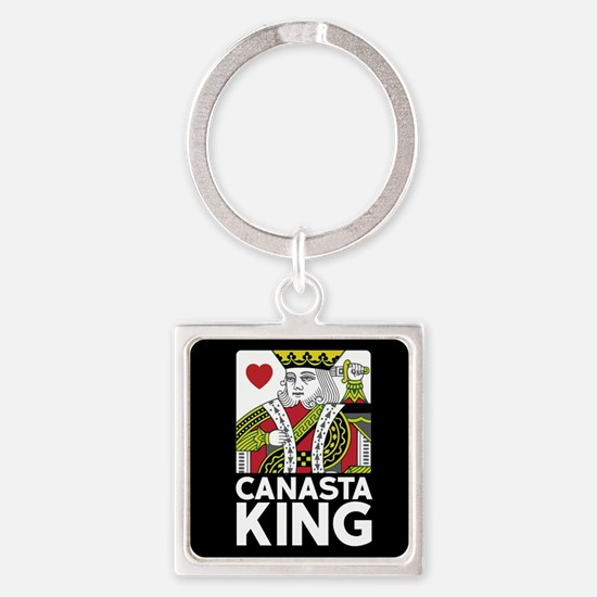 Canasta King Keychains