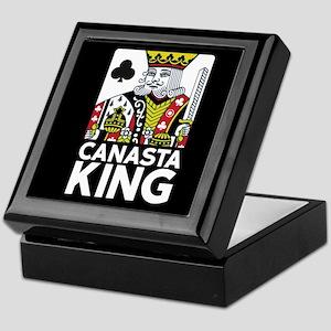 Canasta King Keepsake Box