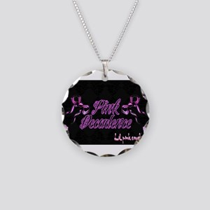 2-Lil pink crush decadence2. Necklace Circle Charm
