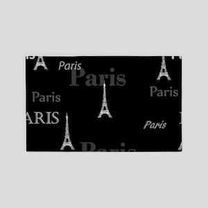 Paris 3'x5' Area Rug