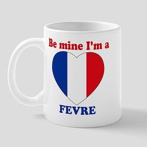 Fevre, Valentine's Day Mug