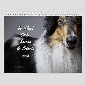 Scr & Friends Wall Calendar