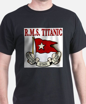 Funny Titanic historical research guild T-Shirt