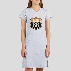Route 66 -1214 Women's Nightshirt