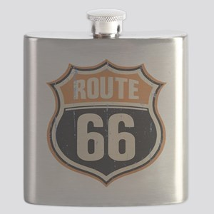 Route 66 -1214 Flask
