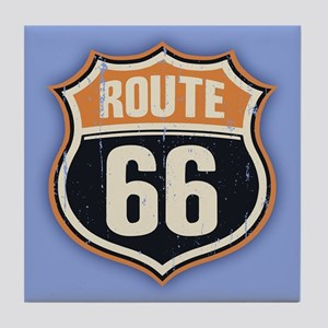 Route 66 -1214 Tile Coaster