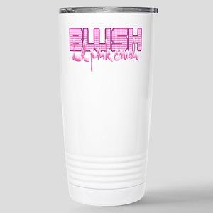 Lil pink crush blush.jp Stainless Steel Travel Mug
