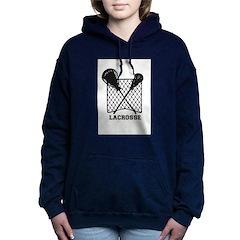 Lacrosse By Other Sports Women's Hooded Sweatshirt