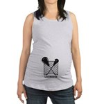 Lacrosse By Other Sports & Maternity Tank Top