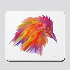 WILD ROOSTER Mousepad
