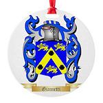 Giametti Round Ornament
