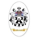 Giacozzi Sticker (Oval 10 pk)