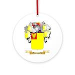 Giacoppello Ornament (Round)