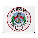 USS GAINARD Mousepad