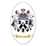 Giacone Sticker (Oval 10 pk)
