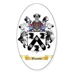 Giacone Sticker (Oval 50 pk)