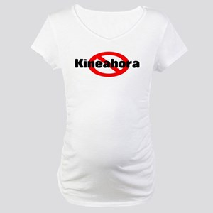 No Kineahoras Maternity T-Shirt
