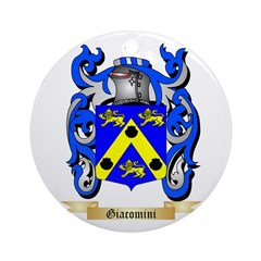 Giacomini Ornament (Round)