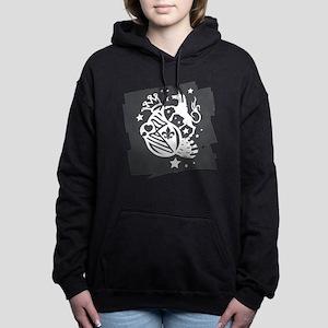 Star_Platinum Women's Hooded Sweatshirt