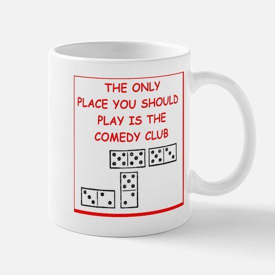 Unique Dominoes Mug