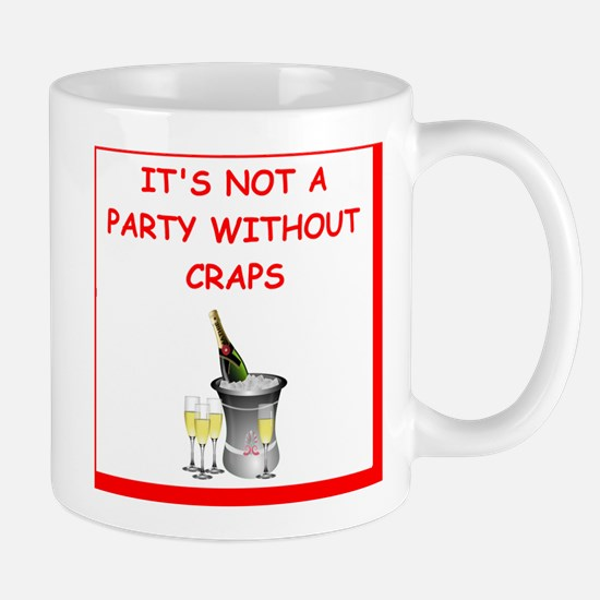 Cute Craps player Mug