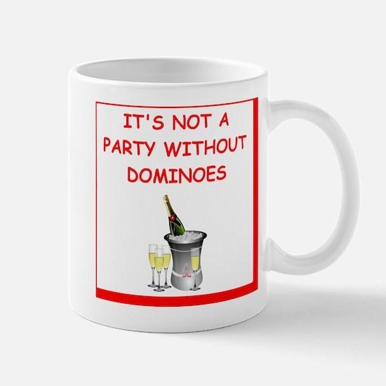 Cute Dominoes Mug