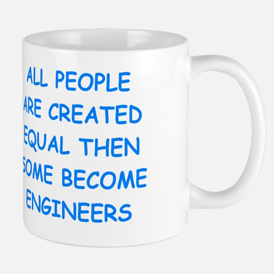 Unique College student electrical engineer Mug
