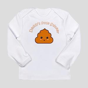 Daddy's little stinker Long Sleeve T-Shirt