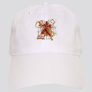 Iron Spider Web Cap