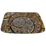 Celtic Steampunk Bathmat