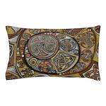 Celtic Steampunk Pillow Case