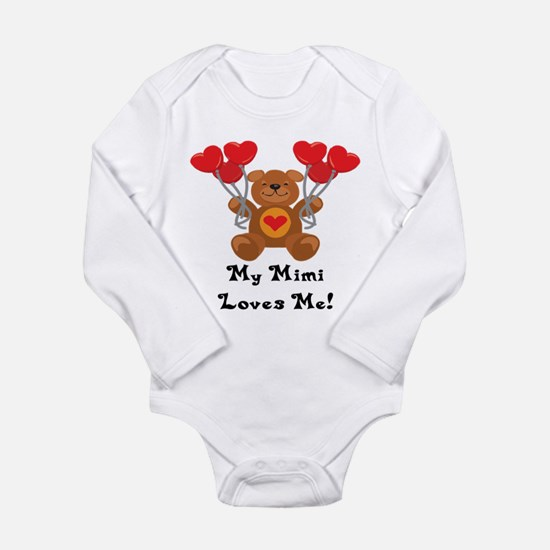 Cute Valentines day for toddler Long Sleeve Infant Bodysuit