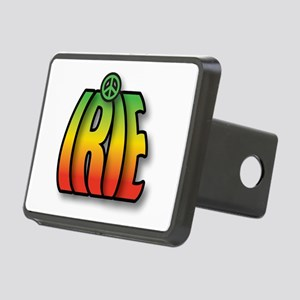 IRIE PEACE Rectangular Hitch Cover