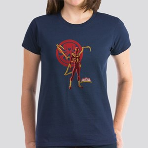 Iron Spider Standing Women's Dark T-Shirt
