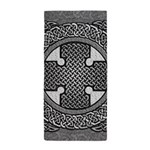 Celtic Cross Beach Towel