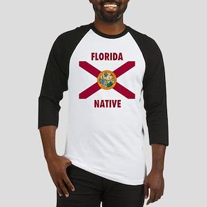 Florida Native Baseball Jersey
