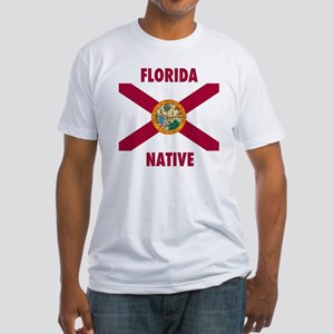 Florida Native Fitted T-Shirt