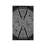 Celtic Dragons 3'x5' Area Rug