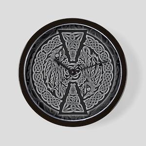 Celtic Dragons Wall Clock