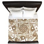Celtic Stepping Stone King Duvet