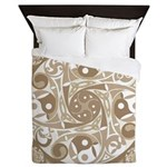 Celtic Stepping Stone Queen Duvet