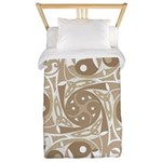 Celtic Stepping Stone Twin Duvet