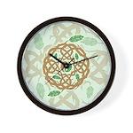 Celtic Balance Wall Clock