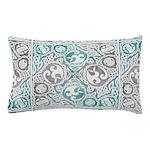 Celtic Puzzle Square Pillow Case