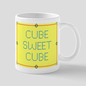 CubeSweetCube 11 oz Ceramic Mug
