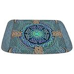 Celtic Eye of the World Bathmat