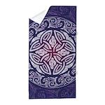 Celtic Shield Beach Towel